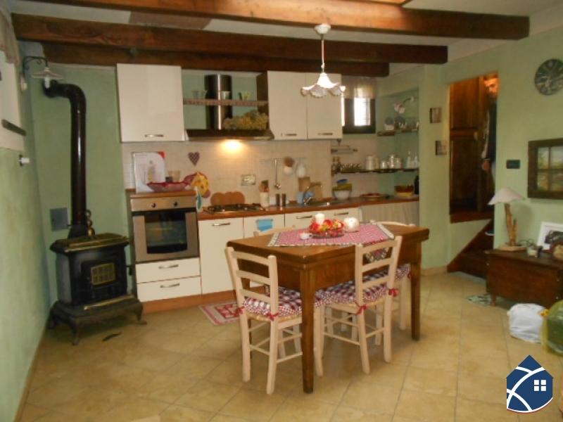Casa indipendente in stile baita chisone immobiliare for Casa in stile baita